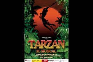 Imagen de la actividad TARZÁN, EL MUSICAL