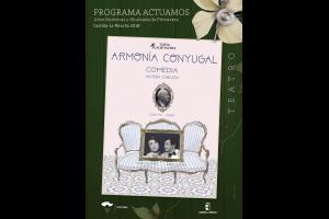 Imagen de la actividad ARMONÍA CONYUGAL (Teatro Cachivaches)