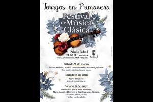 Imagen de la actividad Primavera en Torrijos: Cuarteto piano, violín, viola y violonchelo