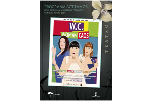 Imagen de la actividad W.C. WOMAN CAOS (Ribalta Producciones)