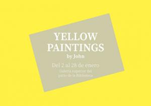 Imagen de la actividad Yelow paintings by John